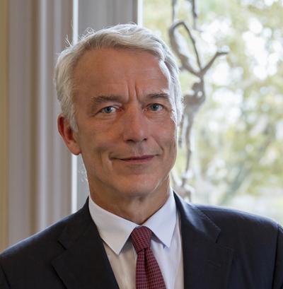Patrick Martin - Président du MEDEF Auvergne-Rhône-Alpes