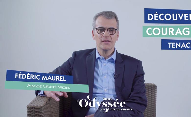 Printemps des entrepreneurs - Frédéric Maurel, Associé, Cabinet Mazars